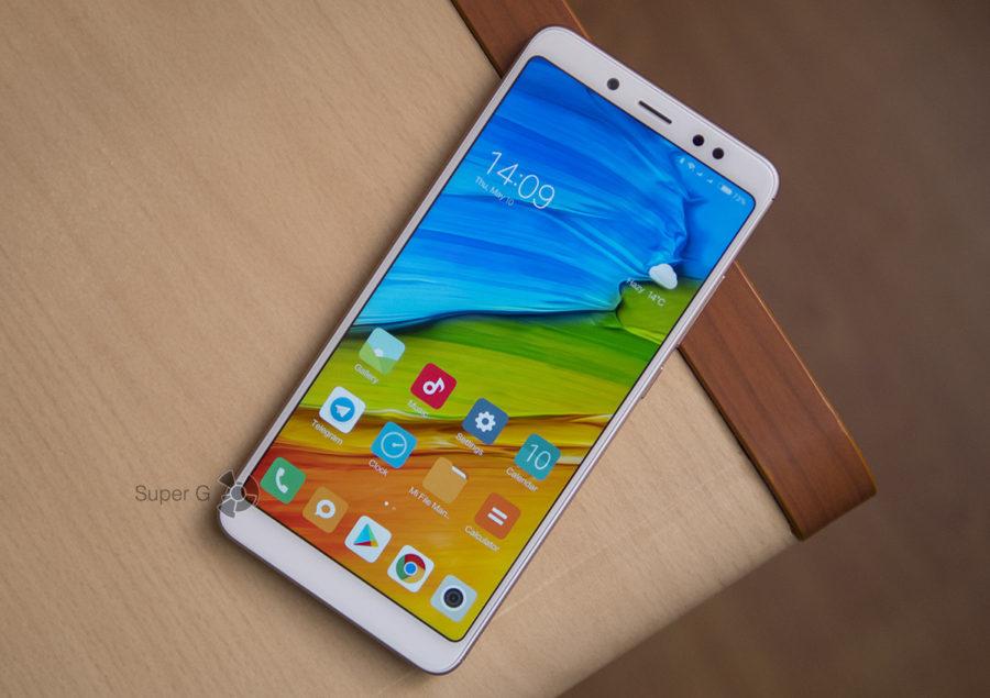 Сравнение Xiaomi Redmi Note 5 Pro с конкурентами