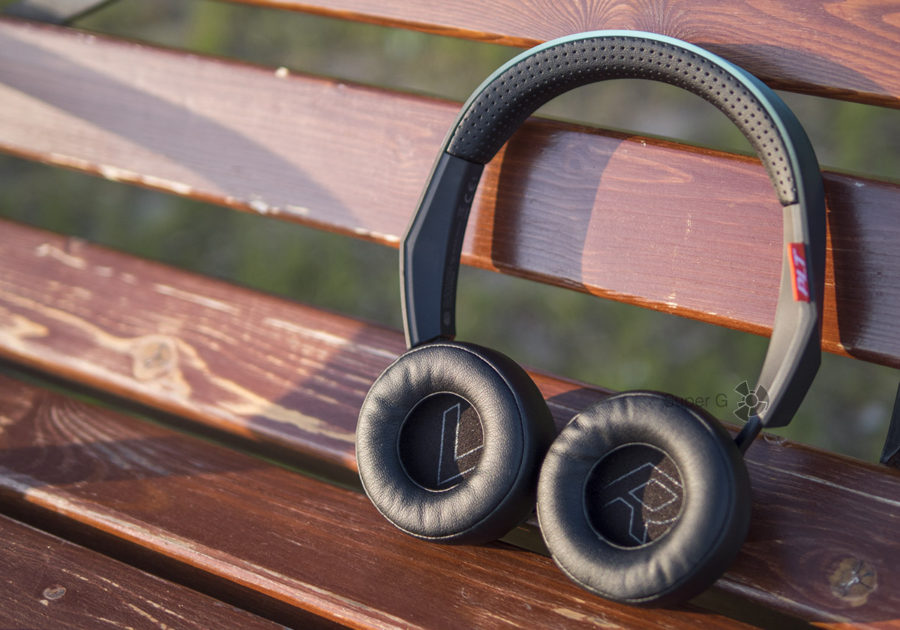 Амбушюры Plantronics BackBeat FIT 500