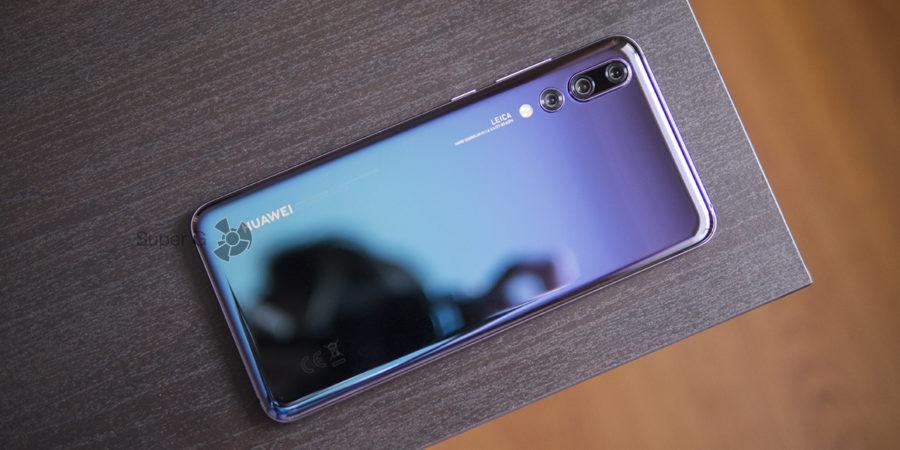 Отзывы Huawei P20 Pro