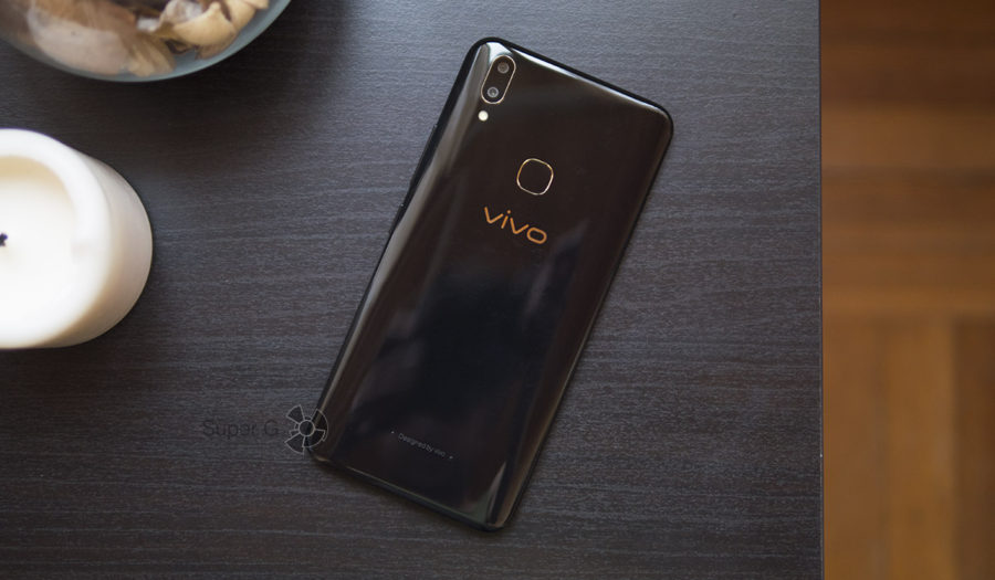 Чёрный Vivo V9 Youth