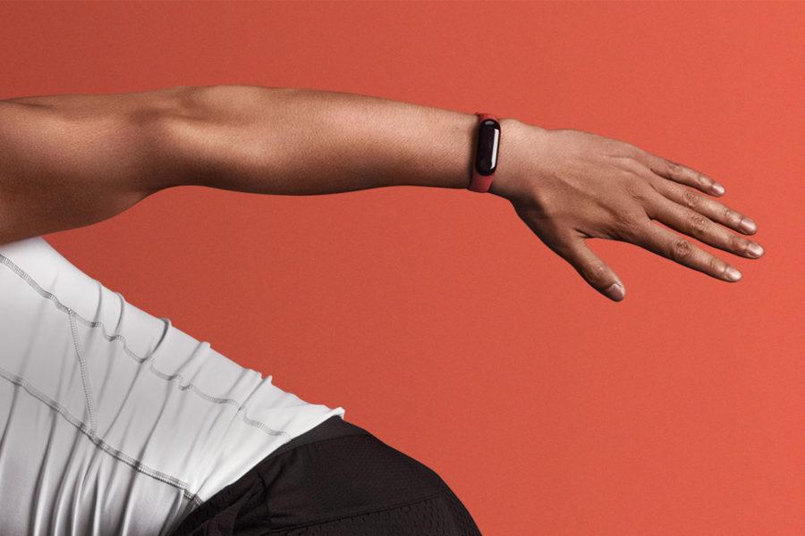 Xiaomi Mi Band 3 фитнес-трекер