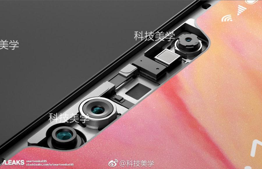 Xiaomi Mi8 Front camera