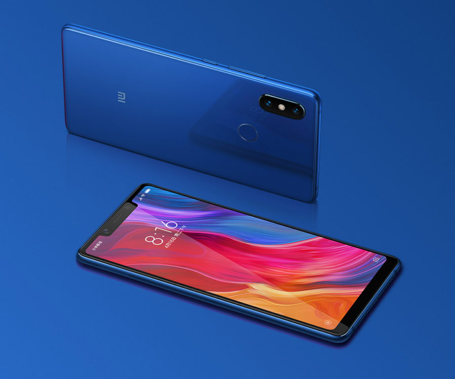 Xiaomi Mi8 SE синий