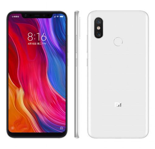 Xiaomi Mi8 Белый