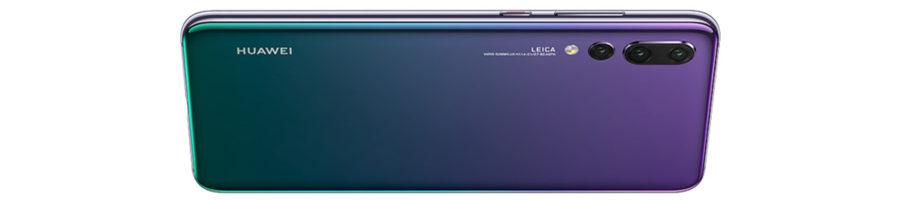 Сумеречный Huawei P20 Pro - дизайн