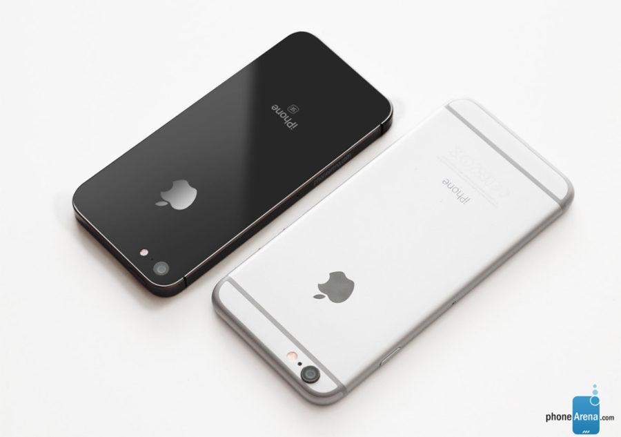 iPhone SE 2 и iPhone 6