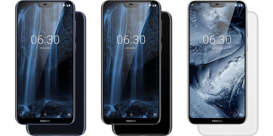 Цвета Nokia X6