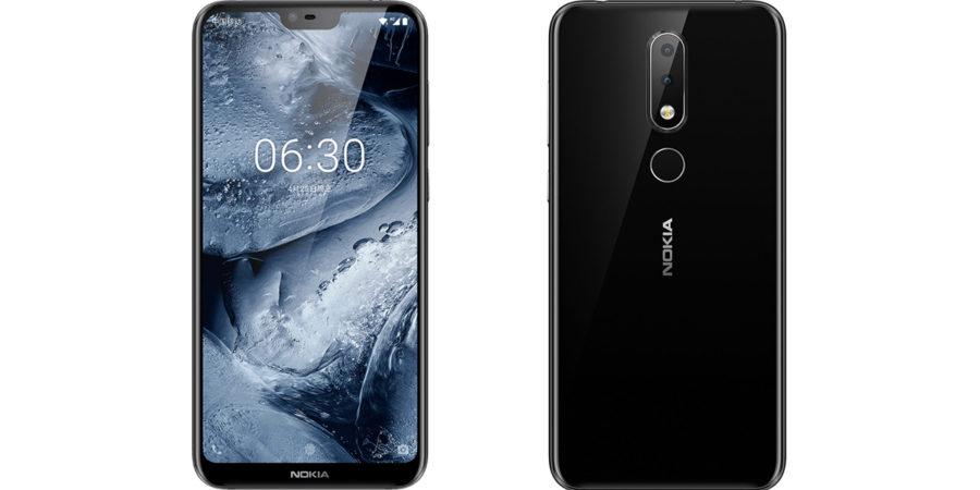 Дизайн Nokia X6