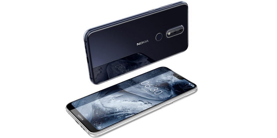 Купить Nokia X6