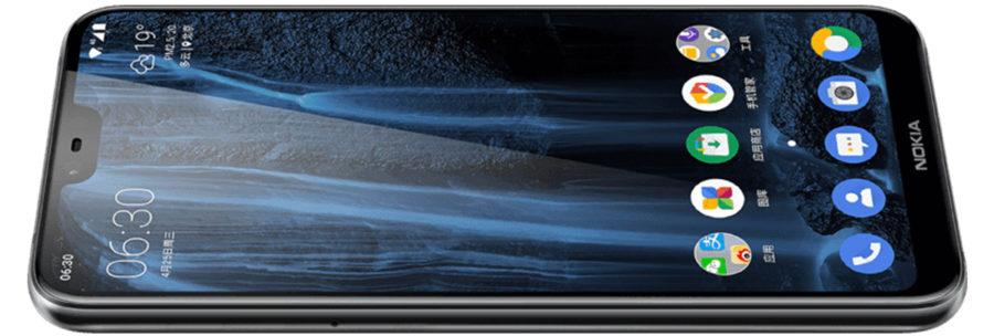Характеристики Nokia X6