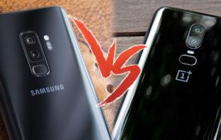 OnePlus 6 против Samsung Galaxy S9+. Какой купить?