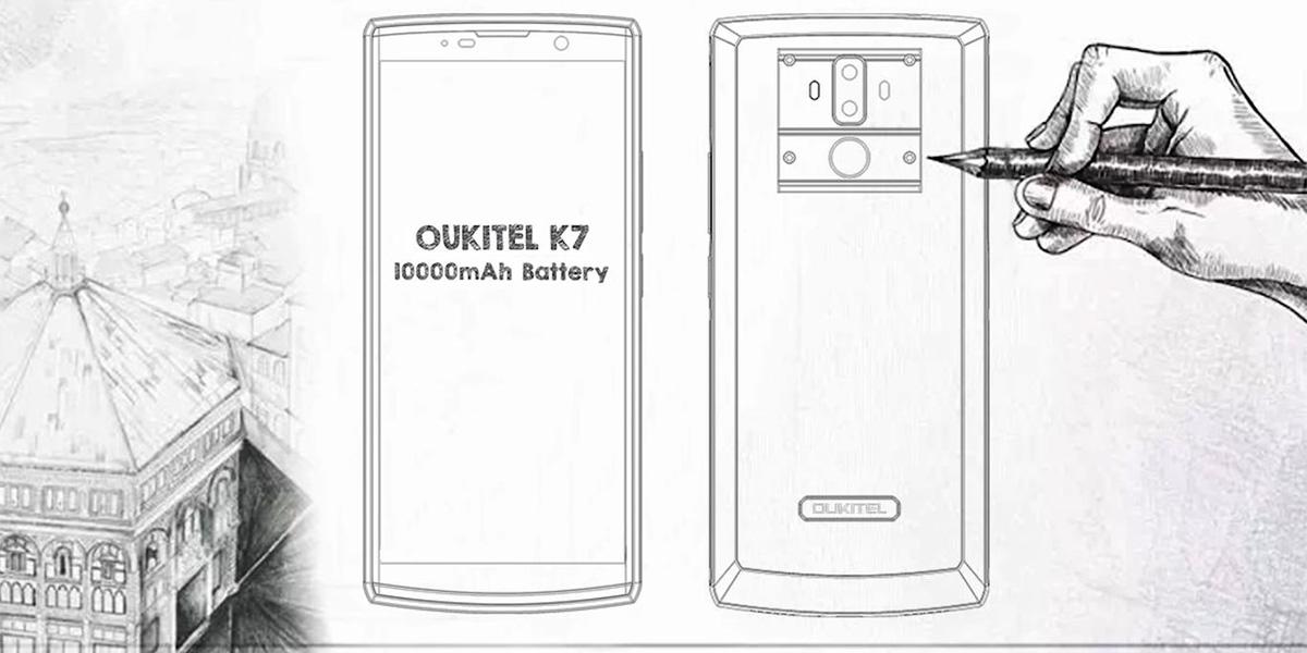Купить Oukitel K7
