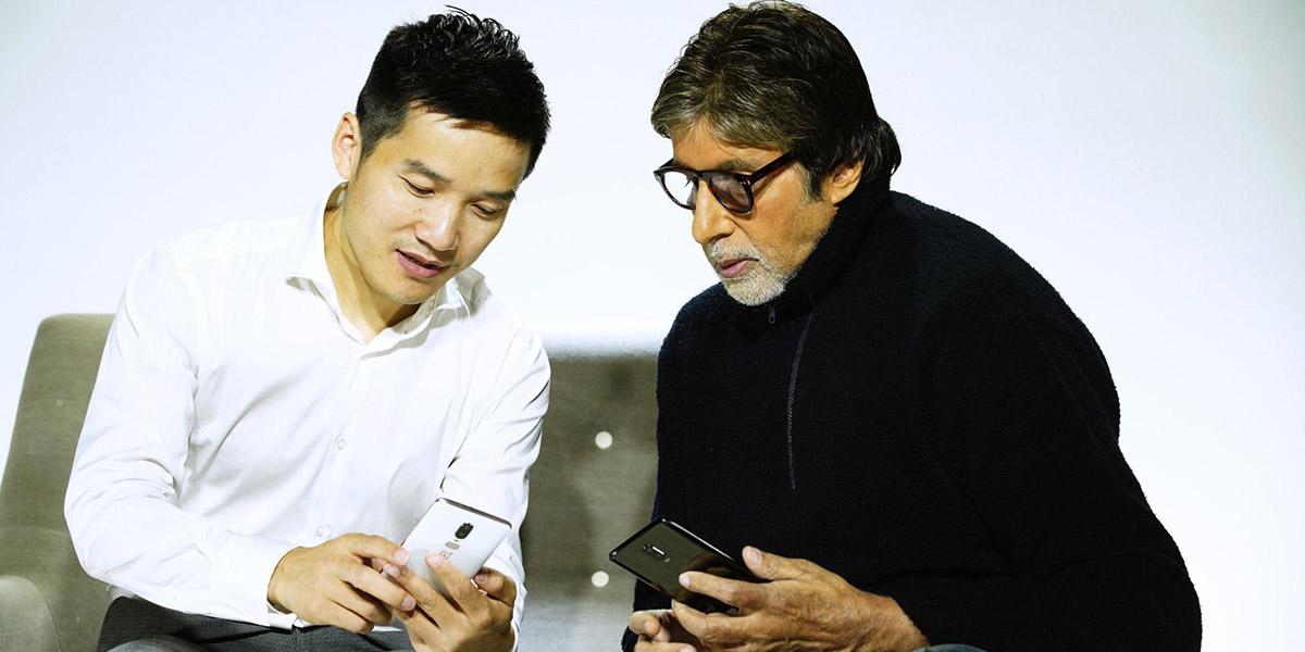 Реальные фотографии OnePlus 6