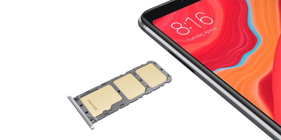 Лоток Xiaomi Redmi S2