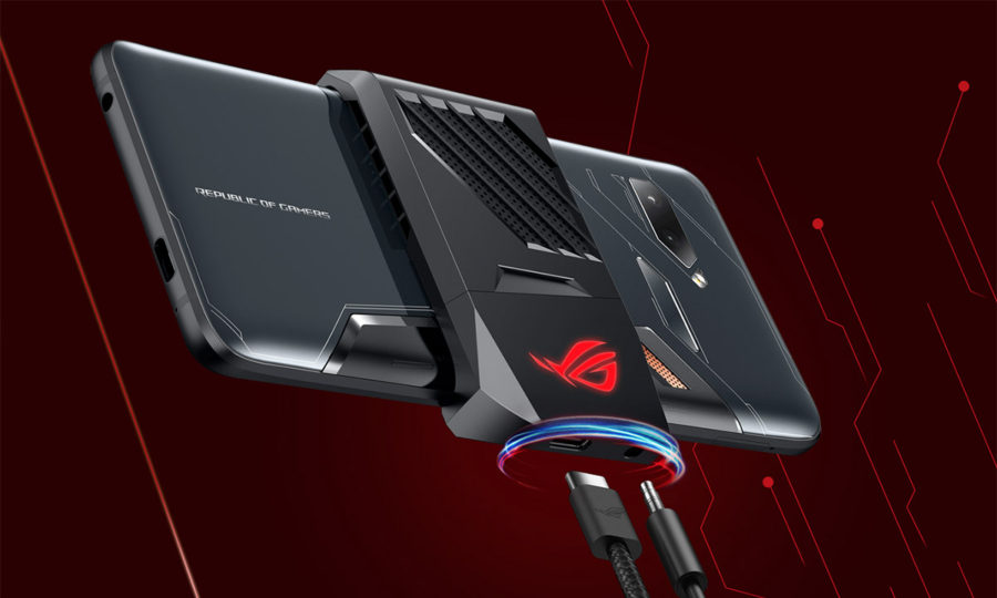 Asus ROG Phone ZS600KL accessories