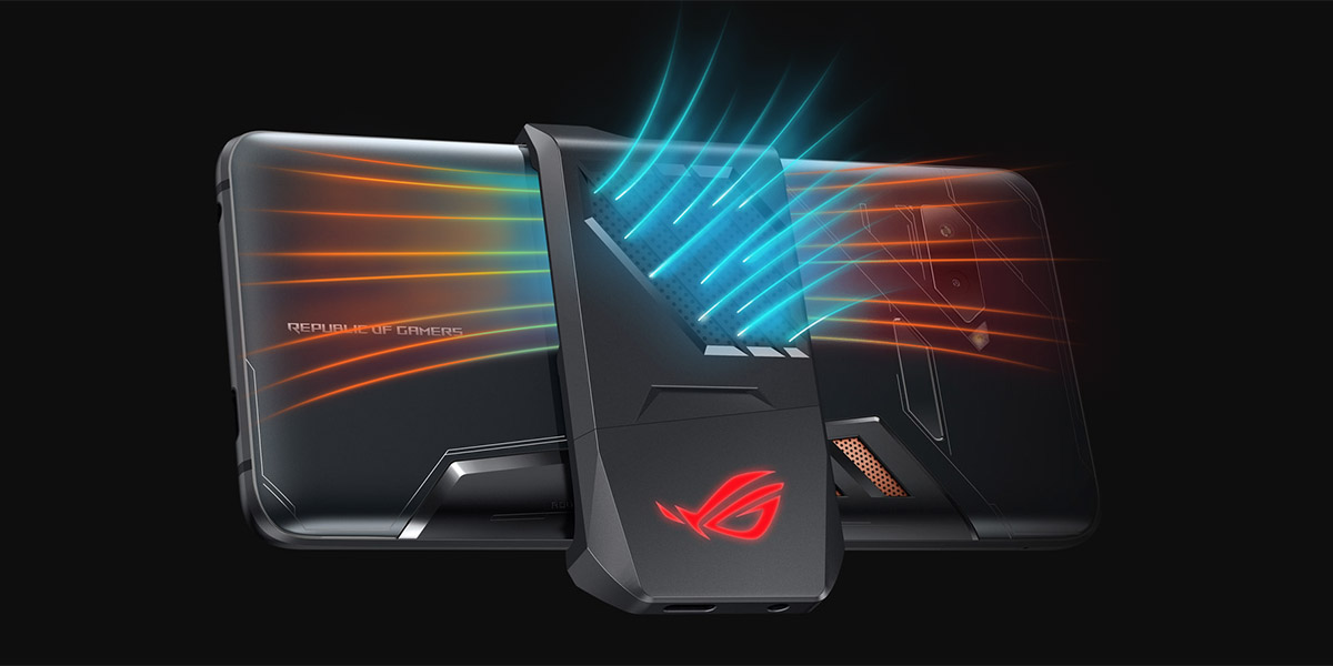 Смартфон Asus ROG Phone ZS600KL характеристики