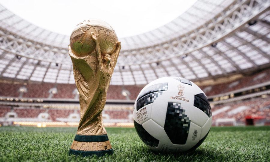 Когда пройдёт чемпионат мира по футболу 2018