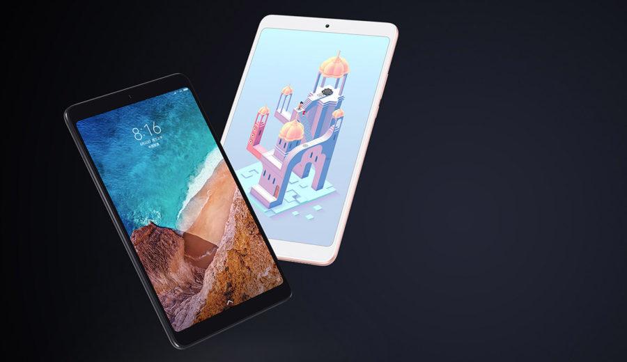 Полные характеристики Xiaomi Mi Pad 4