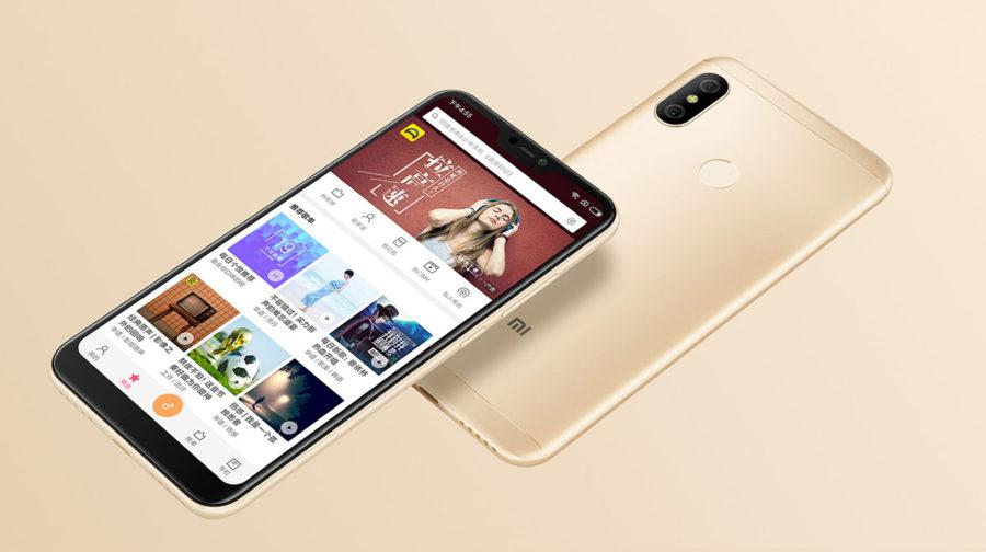 Цена Xiaomi Redmi 6 Pro