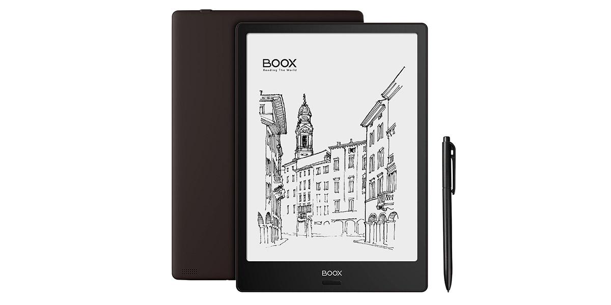 ONYX BOOX Note - профессиональный ридер с сенсорным вводом от Wacom