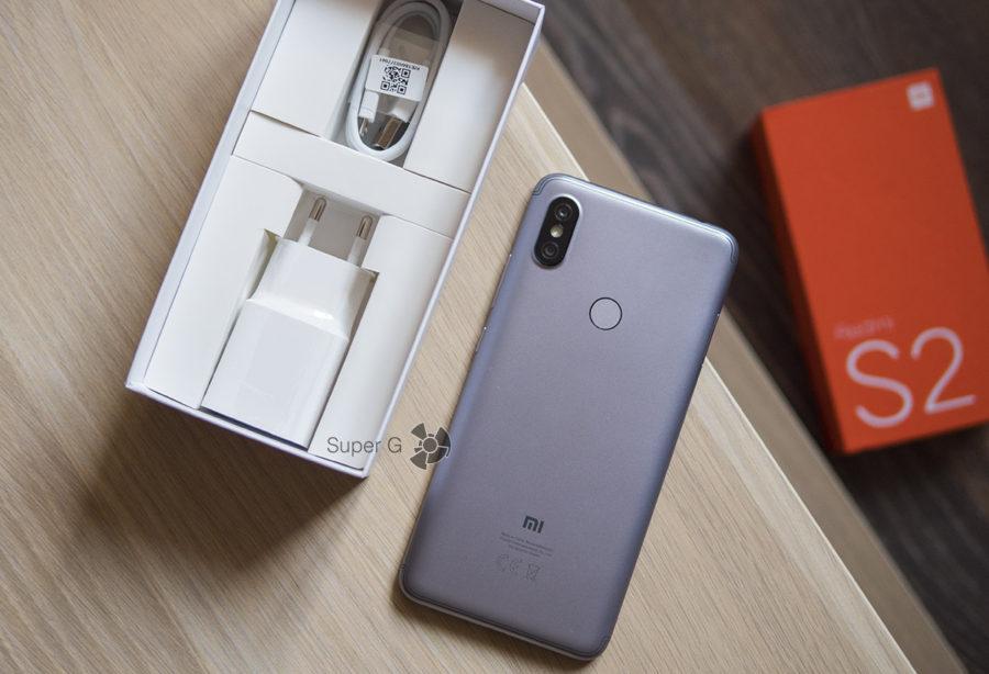 Комплектация Xiaomi Redmi S2
