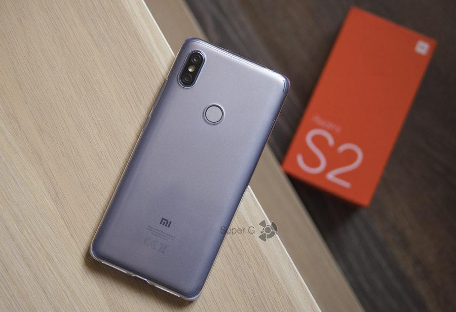 Чехол для Xiaomi Redmi S2 из комплекта
