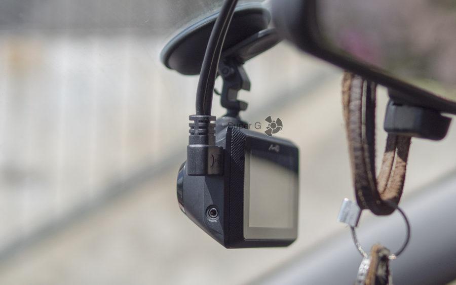 Новый кабель из комплекта Mio MiVue A30 для подключения задней камеры к регистратору Mio MiVue 786