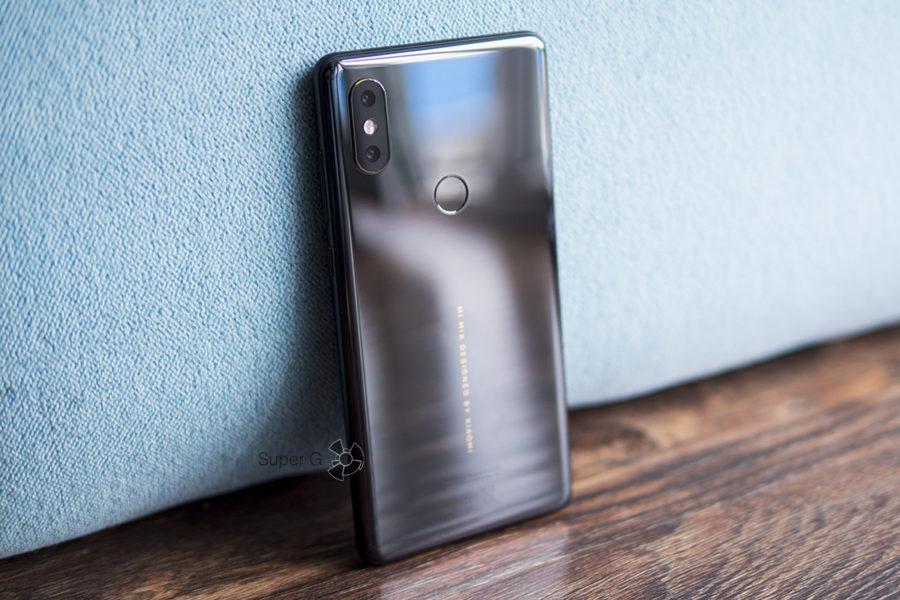 Купить Xiaomi Mi MIX 2S