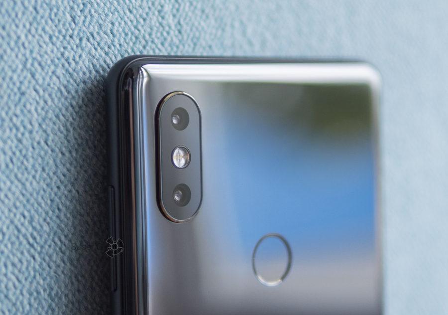 Две задние камеры Xiaomi Mi MIX 2S - примеры фото