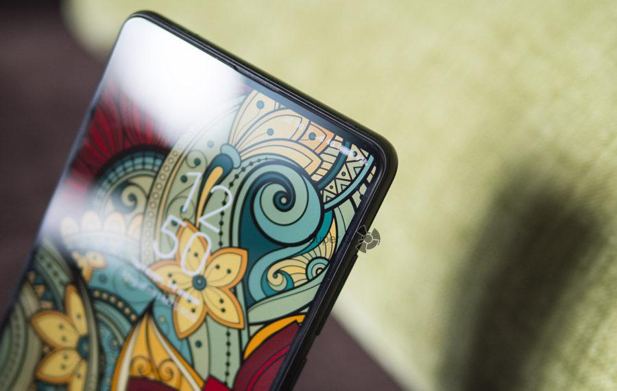 Безрамочный экран Xiaomi Mi MIX 2S