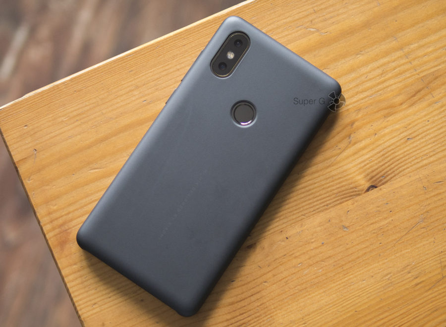 Чехол для Xiaomi Mi MIX 2S из комплекта