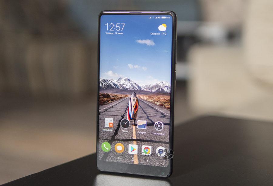 Экран Xiaomi Mi MIX 2S