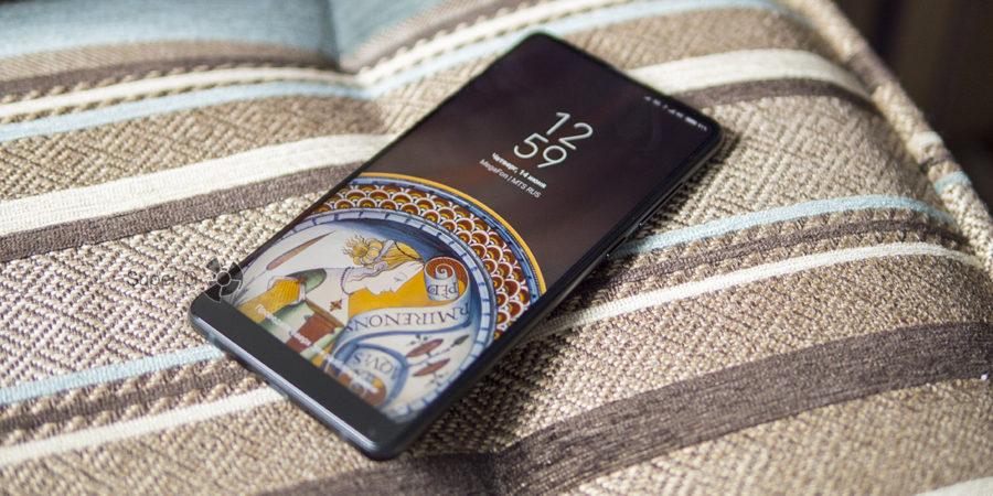 Отзывы Xiaomi Mi MIX 2S