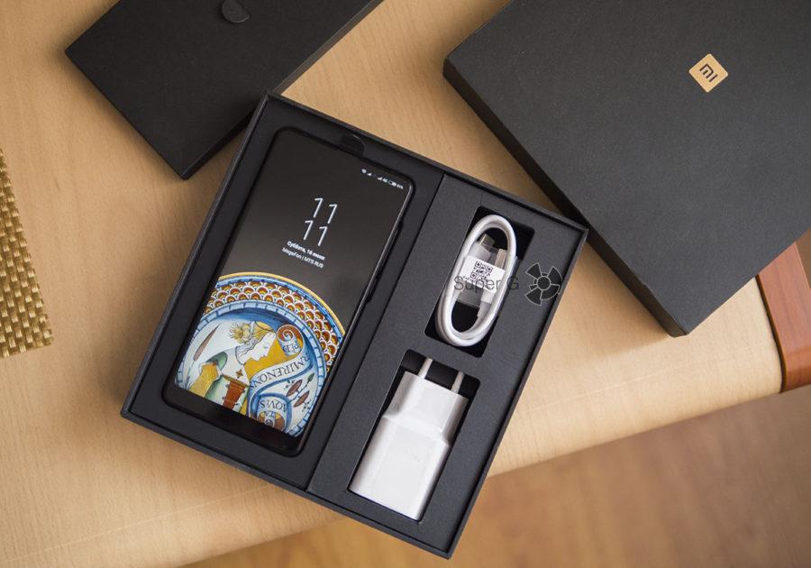 Комплектация Xiaomi Mi MIX 2S