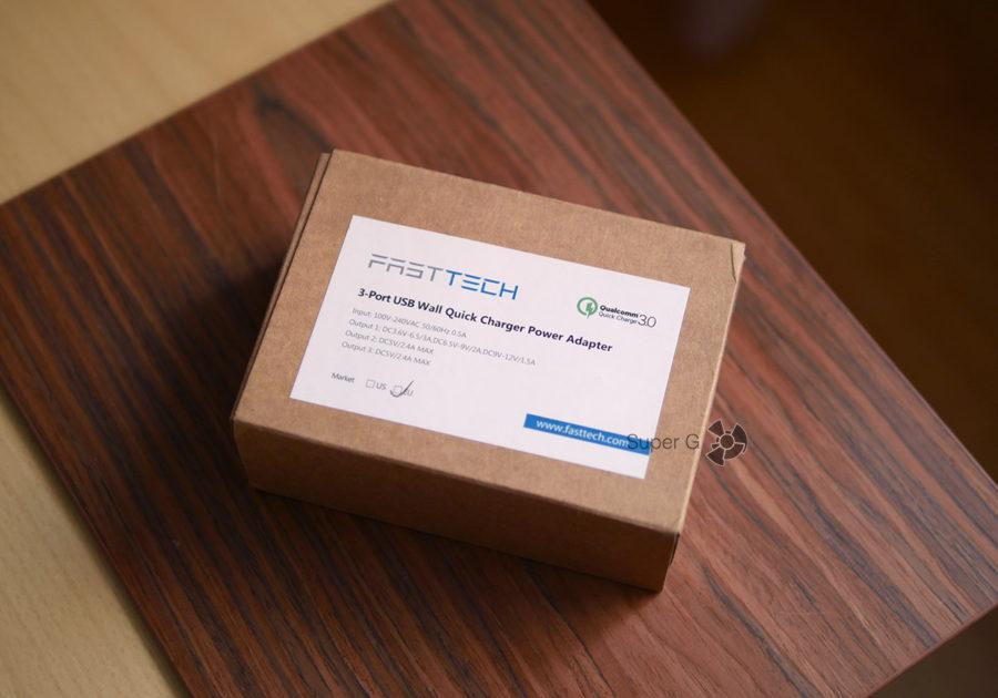 Купить адаптер с быстрой зарядкой QC 3.0