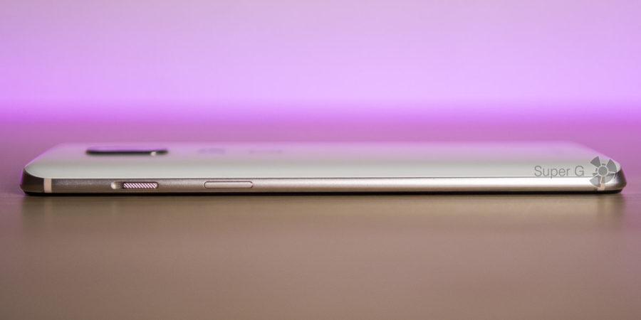 Тонкий, лёгкий и прочный корпус OnePlus 6