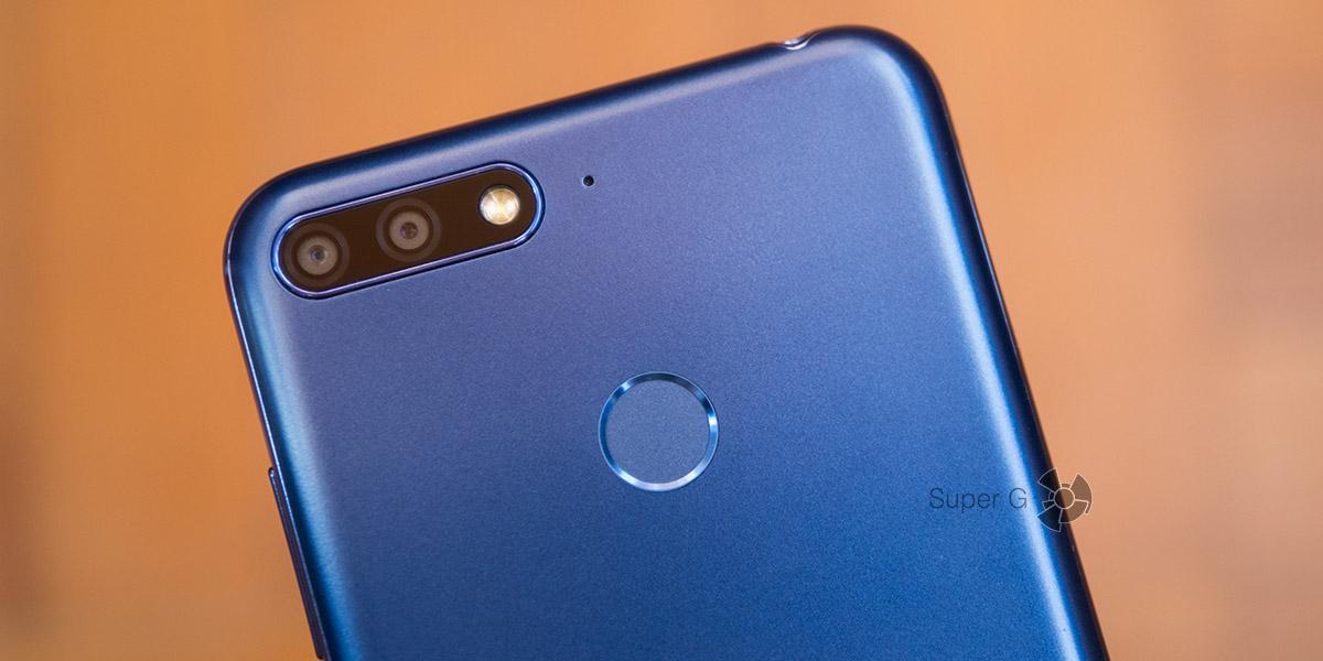 Обзор Honor 7C - недорогой смартфон с NFC - Super G