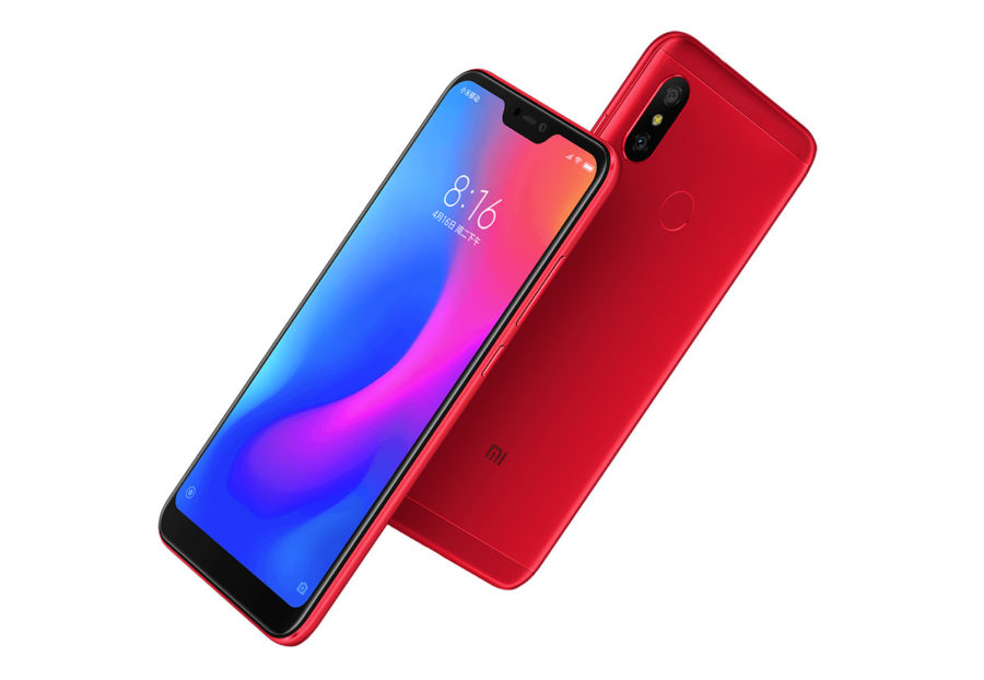Купить Xiaomi Redmi 6 Pro