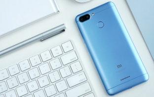 Два новых бюджетных смартфона Xiaomi Redmi 6 и Redmi 6A