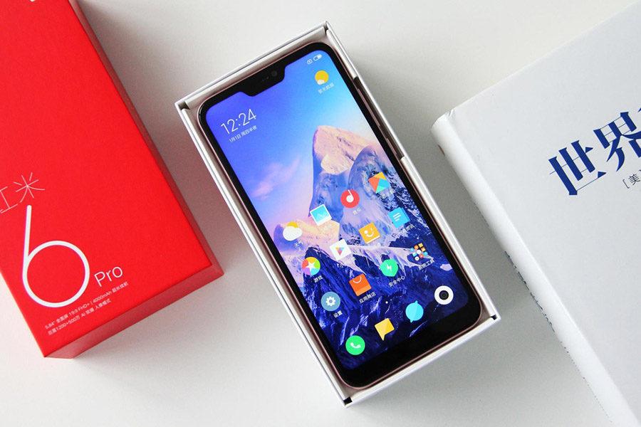 Xiaomi Redmi 6 Pro unboxing
