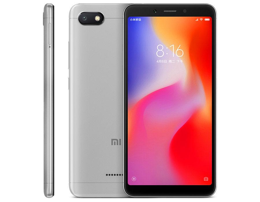 Xiaomi Redmi 6A Характеристики и сравнение