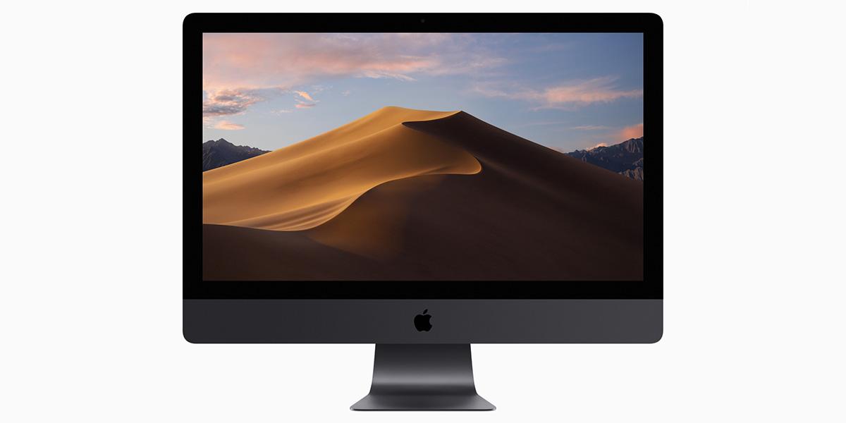 Главные фишки новой macOS Mojave