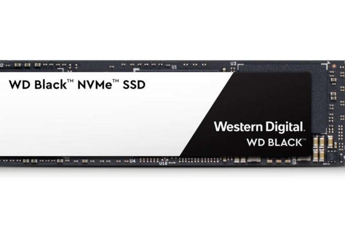 WD Black NVMe купить