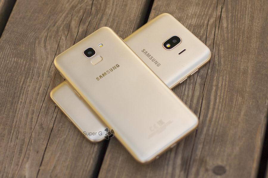 Купить Samsung Galaxy J4 и J6