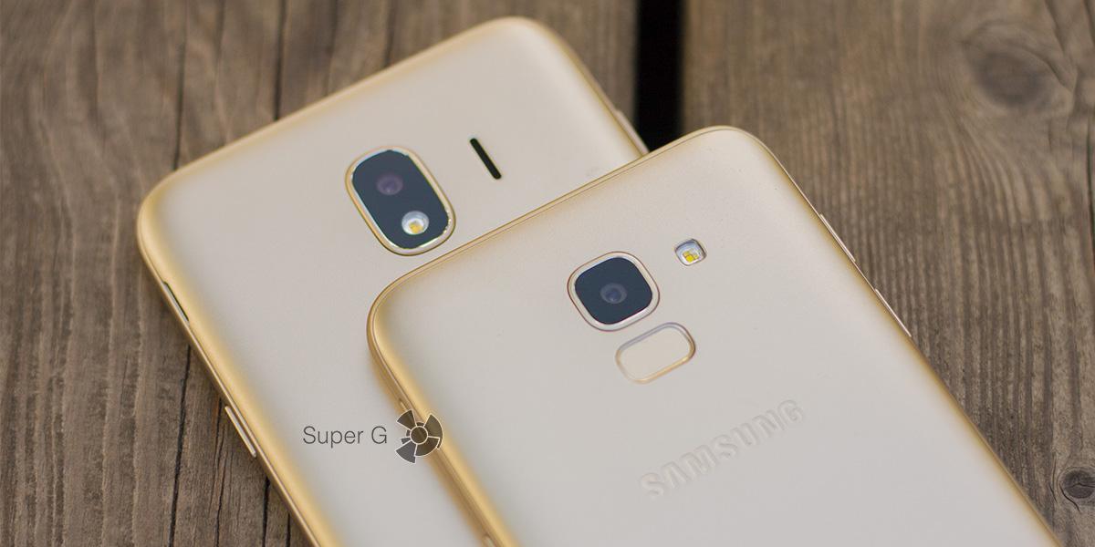 Samsung Galaxy j4 и Galaxy j6 купить