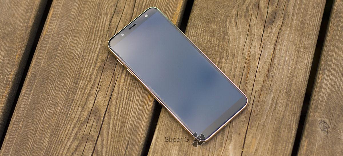 Экран Samsung Galaxy j6 2018)