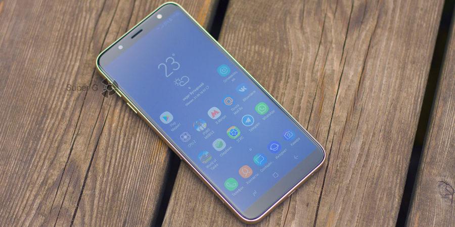 Samsung Galaxy J6 (2018) отзывы