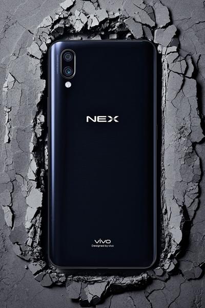 Задняя панель Vivo NEX