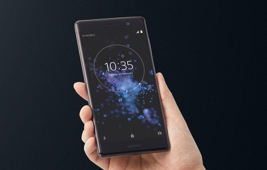 Дисплей Sony Xperia XZ2 Premium