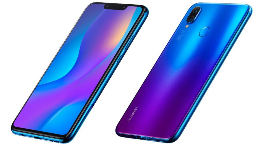 Huawei Nova 3i цена